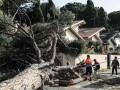 В Европе возросло число жертв урагана
