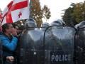 Протесты в Грузии: шесть человек ранены и около 40 задержаны