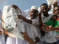 В Судане протестующие атаковали посольство Германии