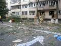 В результате взрыва в доме на Голосеево погибла женщина