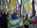 Активисты против рынка земли приехали под дом Президента Зеленского