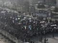 В Чечне прошли многотысячные протесты против карикатур на пророка Мухаммеда