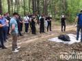 Мужчину и женщину обнаружили закопанными в лесу в Славутиче