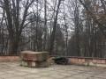 Во Львове повредили памятник коммунисту Великановичу