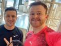 Зеленского заметили в элитном спорт-клубе на Печерске