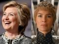 Хиллари Клинтон сравнила себя с Серсеей из Игры престолов