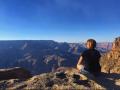 Женщина разбилась после фото на краю Гранд-Каньона