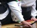 Первая кровь в Раде: Тимошенко порезала руку