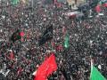 Похороны Сулеймани: число погибших в давке превысило 50