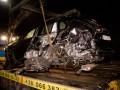 Четыре автомобиля столкнулись в Киеве
