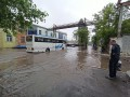 Мощный ливень затопил улицы Одессы