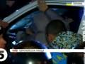 Пятый день Евромайдана. Машина СБУ и массовая потасовка с милицией