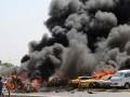 Более 60 человек стали жертвами серии взрывов в Багдаде