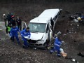 В России в ДТП разбился автобус с украинцами, есть погибшие