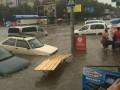 Ливни бушуют на Западной Украине: затопило три области