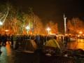 В Тернополе участникам Евромайдана разрешили греться в театре