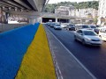 В Киеве полностью открыли транспортную развязку на Почтовой площади (фото)