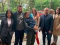 Украинке отдали сына, которого удерживали в посольстве Дании