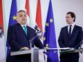 Венгрия и Австрия требуют усиления внешних границ ЕС