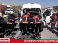 В Стамбуле в автобусе со студентами произошел взрыв: есть раненые