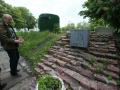 На киевских раскопках обнаружили часть дворца времен Владимира Великого