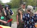 Жители Саханки жалуются российскому генералу: Украина нас достала