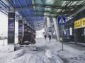 Непогода в Украине: ограничено движение и закрыты аэропорты