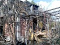 В Водяном террористы полностью уничтожили улицу обстрелами из артиллерии
