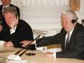 В США рассекретили разговор Ельцина и Клинтона о Путине