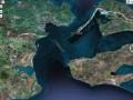Ъ: Украина и Россия договорились о границе в Керченском проливе