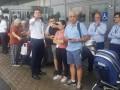 В аэропорту Румынии эвакуировали людей из-за отравляющего спрея