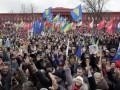 Ъ: Большинство пообещало рассмотреть вопрос о назначении выборов мэра Киева