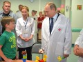 Итоги дня: Путин и дети, Пробег под каштанами и ПС против гей-парада