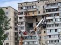 Осталась только дочка: Во время взрыва дома в Киеве погибла семья