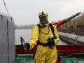 В Украине женщина впервые стала химиком-спасателем