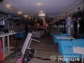 Массовая драка в пиццерии: Пострадали 8 киевлян