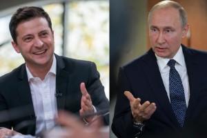Зеленский не поддержал идею Путина об объединении Украины и РФ