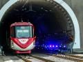 Укрзализныця назвала первые успехи нового Бескидского тоннеля