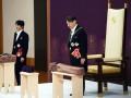 Новый император Японии выступил с первым обращением