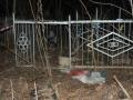 На кладбище в Харькове найден труп младенца