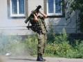 ИС: Боевики сосредотачивают силы и средства в районе Старобешево