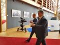 Порошенко начал переговоры с Туском в Брюсселе