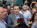 Саакашвили отказался идти в партию Кличко