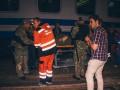 На киевском вокзале египтянину поезд отрезал ногу