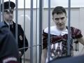 Савченко взяли в плен до артобстрела - экспертиза