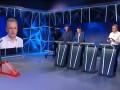 """""""Януковича поздравили?"""": Тягнибок в прямом эфире резко ответил Садовому"""