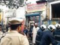 В Индии сгорела закусочная: 12 жертв
