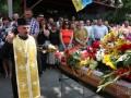 В Днепре попрощались с погибшим в АТО оперным певцом Василием Слипаком