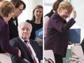 Меркель отказались пожать руку из-за коронавируса
