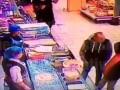 Убийство в супермаркете Киева: задержан подозреваемый